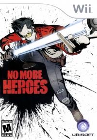 No More Heroes Box Art