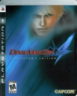Devil May Cry 4 - Collector's Edition Box Art
