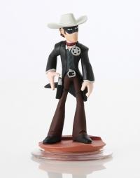 Lone Ranger, The - Disney Infinity [NA] Box Art