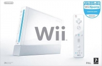 Nintendo Wii - Wii Sports [EU] Box Art