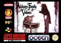 Addams Family Values Box Art