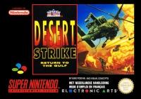 Desert Strike: Return to the Gulf Box Art