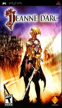 Jeanne d'Arc Box Art