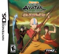 Avatar: The Last Airbender - The Burning Earth Box Art