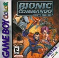 Bionic Commando: Elite Forces Box Art