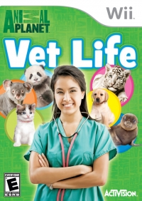 Animal Planet: Vet Life Box Art