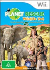Planet Rescue: Wildlife Vet Box Art