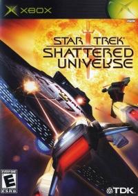 Star Trek: Shattered Universe Box Art