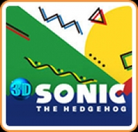 3D Sonic The Hedgehog Box Art