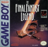 Final Fantasy Legend, The (Square) Box Art