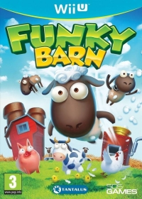 Funky Barn Box Art