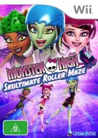 Monster High: Skultimate Roller Maze Box Art