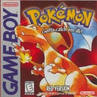 Pokémon: Red Version (white ESRB) Box Art