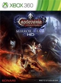Castlevania: Lords of Shadow - Mirror of Fate HD Box Art