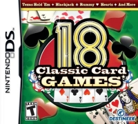 18 Classic Card Games Box Art