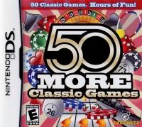 50 More Classic Games Box Art