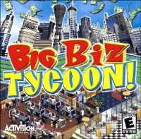 Big Biz Tycoon Box Art