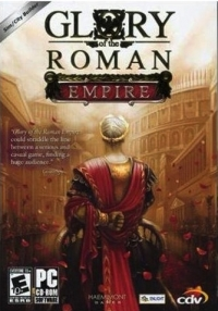 Glory of the Roman Empire Box Art