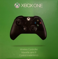Xbox One Wireless Controller Box Art