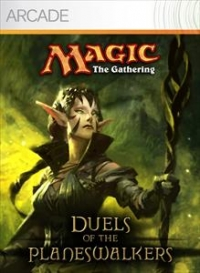 Magic: the Gathering: Duels of the Planeswalkers Box Art