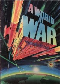 World at War, A Box Art