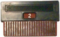 Game Card 2 - Skiing / Simon Says Box Art