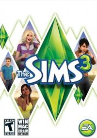 Sims 3, The (2nd box art) Box Art