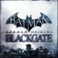 Batman: Arkham Origins Blackgate Box Art