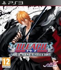 Bleach: Soul Resurrección Box Art