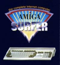 Amiga Technologies Amiga 1200 - Amiga Surfer Box Art