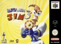 Earthworm Jim 3D Box Art