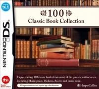 100 Classic Book Collection Box Art