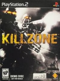 Killzone Demo Disc Box Art