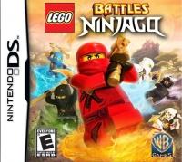 LEGO Battles: Ninjago Box Art