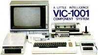 Commodore VIC-1001 Box Art