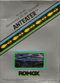 Ant Eater Box Art