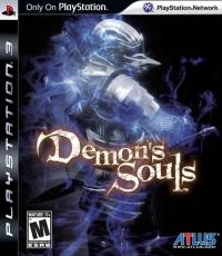 Demon's Souls Box Art