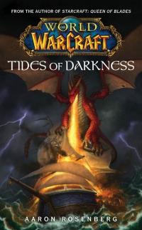 World of Warcraft: Tides of Darkness Box Art