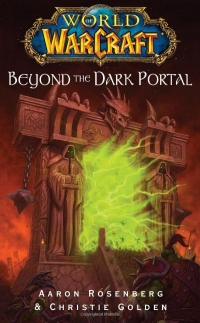 World of Warcraft: Beyond the Dark Portal Box Art