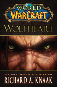 World of Warcraft: Wolfheart Box Art