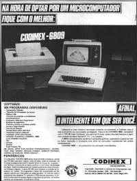 Codimex 6809 Box Art