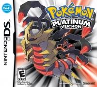 Pokémon: Platinum Version Box Art