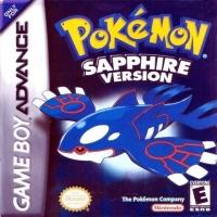 Pokémon: Sapphire Version Box Art