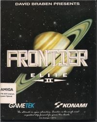 Frontier: Elite II Box Art