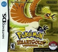 Pokémon: HeartGold Version (Pokéwalker Accessory Included) Box Art