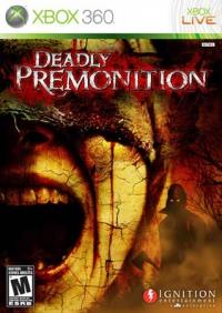 Deadly Premonition Box Art