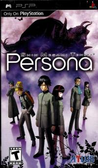 Shin Megami Tensei: Persona Box Art