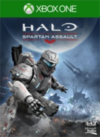 Halo: Spartan Assault Box Art