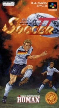 Super Formation Soccer II Box Art