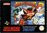 Aero the Acro-Bat 2 Box Art